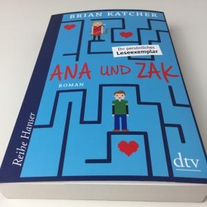 Brian Katcher – Ana und Zak