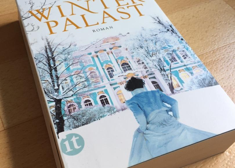 Eva Stachniak - Der Winterpalast