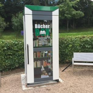 Werdau - Bücherzelle