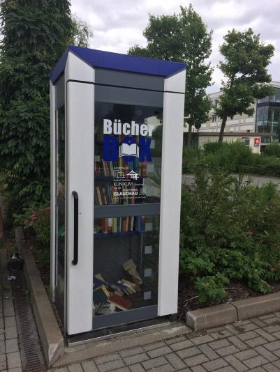 Bücherbox Glauchau