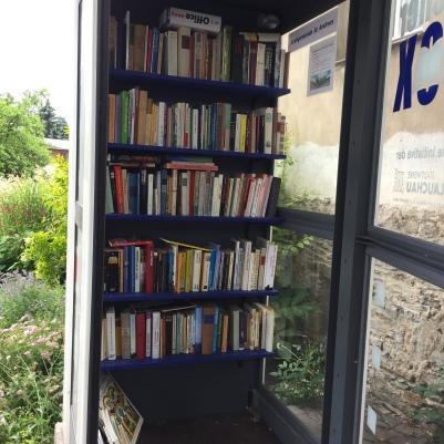 Bücherbox Gesau, Glauchau
