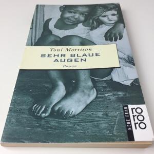 Toni Morrison - Sehr blaue Augen