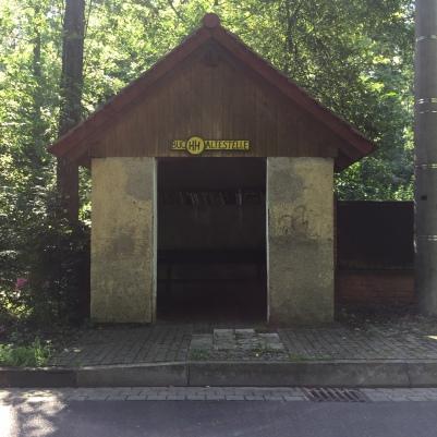 Buchhaltestelle Gottscheina