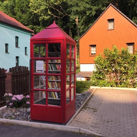 Planitzer Bücherstation