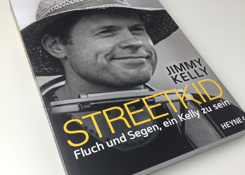 Jimmy Kelly - Streetkid