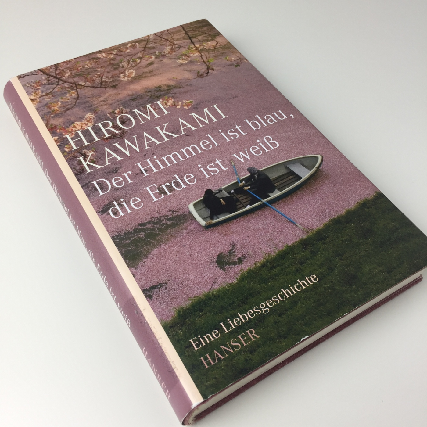 Hiromi Kawakami – Der Himmel ist blau, die Erde ist weiß