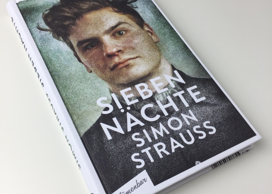 Sieben Nächte - Simon Strauss
