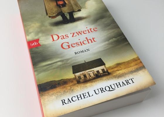 Rachel Urquhart – Das zweite Gesicht