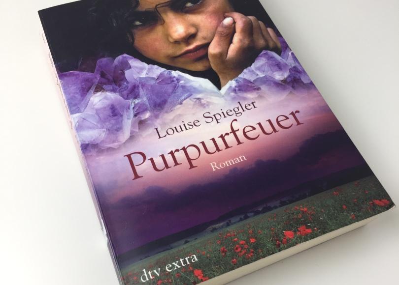 Louise Spiegler - Purpurfeuer