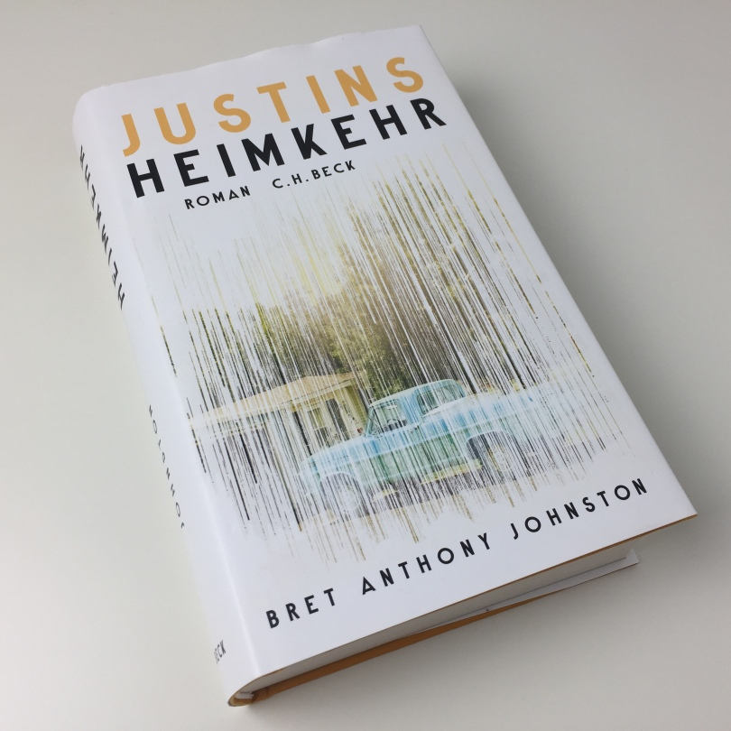 Bret Anthony Johnston – Justins Heimkehr