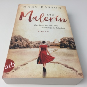 Mary Basson - Die Malerin