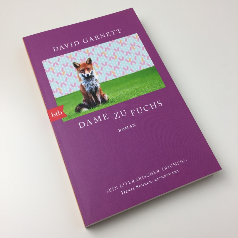 David Garnett - Dame zu Fuchs