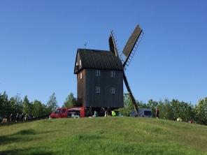 Bockwindmühle und Stempelstelle Schönau
