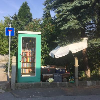 Bücherzelle Weixdorf