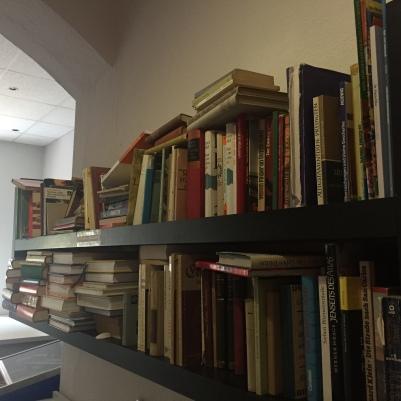Bücherschrank, Offenes Tauschregal, Telefonzelle, Bücherzelle, Büchertausch, Dresden, Tausch, Bücher, Buch, Buchtausch, Neustadt