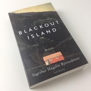 Sigridur Hagalin Björnsdottir – Blackout Island