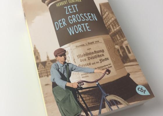 Herbert Günther – Zeit der großen Worte