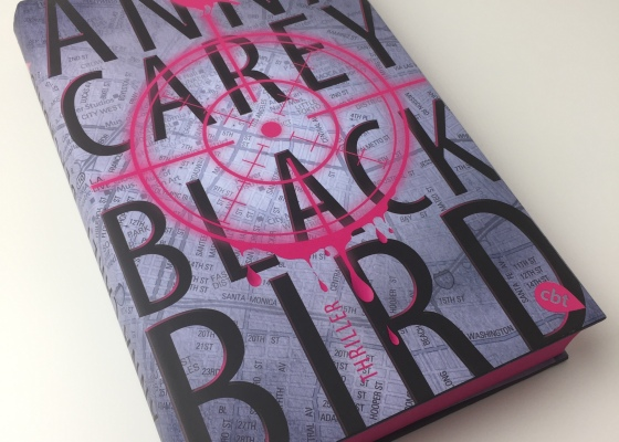 Anna Carey - Blackbird