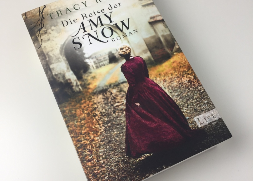 Tracy Rees - Die Reise der Amy Snow