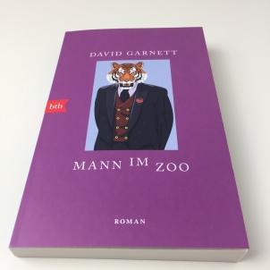 David Garnett – Mann im Zoo