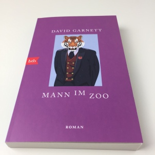 David Garnett – Mann im Zoo