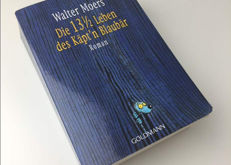 Walter Moers – Die 13 ½ Leben des Käpt'n Blaubär