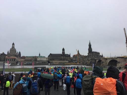 Startbereich Dresden
